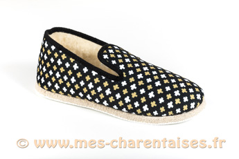 Charentaises design hommes Ajhasse
