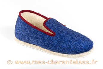 Charentaises design hommes Eve